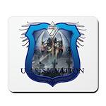 USS Salvation Mousepad