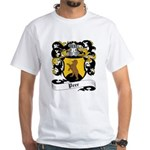 Peer Coat of Arms White T-Shirt