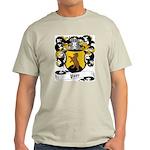 Peer Coat of Arms Ash Grey T-Shirt