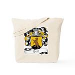 Peer Coat of Arms Tote Bag