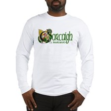Cork Dragon (Gaelic) Long Sleeve T-Shirt