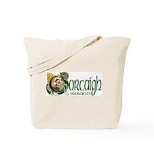 Cork Dragon (Gaelic) Tote Bag
