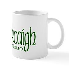 Cork Dragon (Gaelic) Coffee Mug