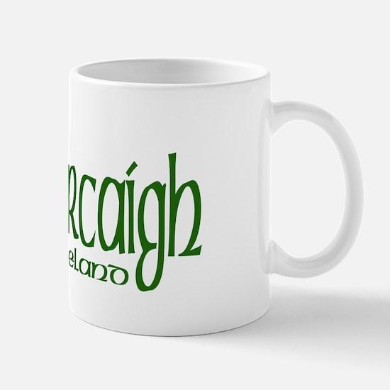 Cork Dragon (Gaelic) Mug
