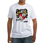 Paur Coat of Arms Fitted T-Shirt