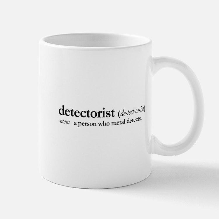 Detetctorist Mug