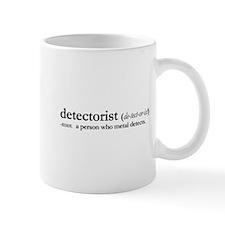 Detetctorist Small Mug
