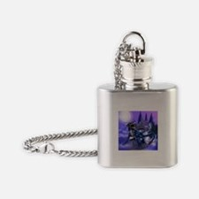 Keeper Of The Castle Flask Necklace