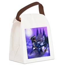 Keeper Of The Castle Canvas Lunch Bag