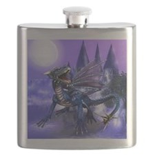Keeper Of The Castle Flask