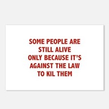 Some People Are Still Alive Postcards (Package of
