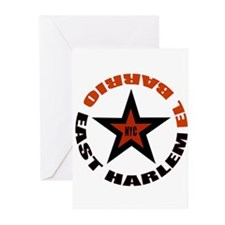 East Harlem Logo Greeting Cards (Pk of 10)
