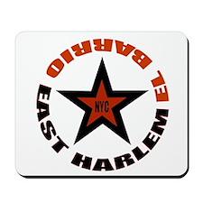 East Harlem Logo Mousepad