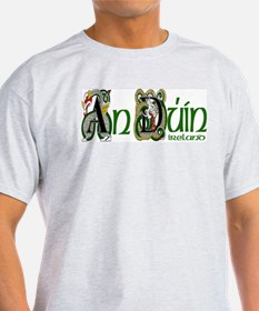 Down Dragon (Gaelic) T-Shirt
