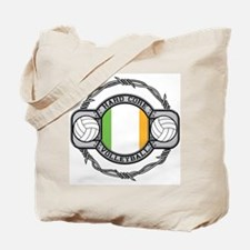 Ireland Volleyball Tote Bag