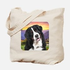 Berner Meadow Tote Bag