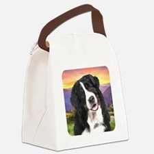 Berner Meadow Canvas Lunch Bag