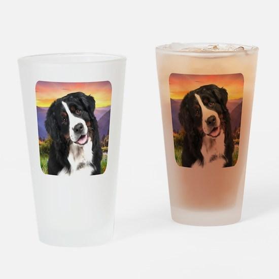 Berner Meadow Drinking Glass