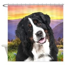 Berner Meadow Shower Curtain