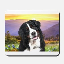 Berner Meadow Mousepad
