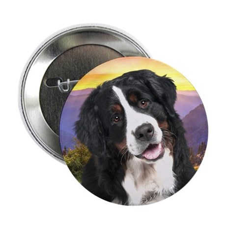 """Berner Meadow 2.25"""" Button (10 pack)"""
