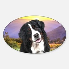 Berner Meadow Decal