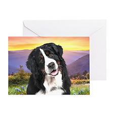 Berner Meadow Greeting Card