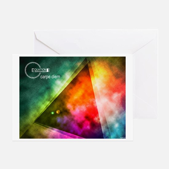 Equation Greeting Card