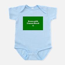 greenbloodcafe.jpg Infant Bodysuit