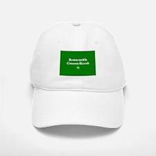 greenbloodcafe.jpg Baseball Baseball Cap