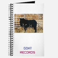 Cool Fainting goat Journal