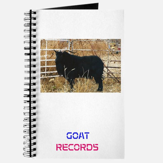 Cool Goat t Journal