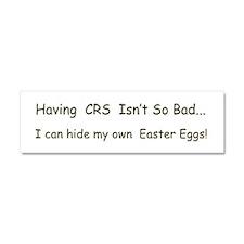 CRS Easter Eggs Car Magnet 10 x 3