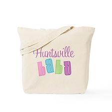 Huntsville Baby Tote Bag
