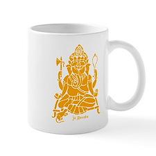 Orange-Ganesh Mugs