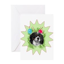 cavalier_christmas copy.png Greeting Card