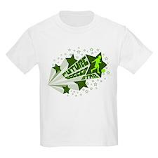 Future Soccer Star (green) T-Shirt