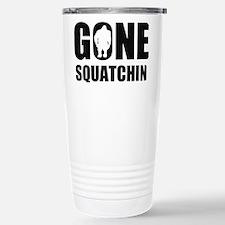 Gone sqautchin Travel Mug
