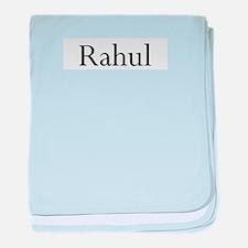 Rahul baby blanket