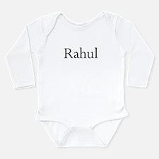 Rahul Long Sleeve Infant Bodysuit