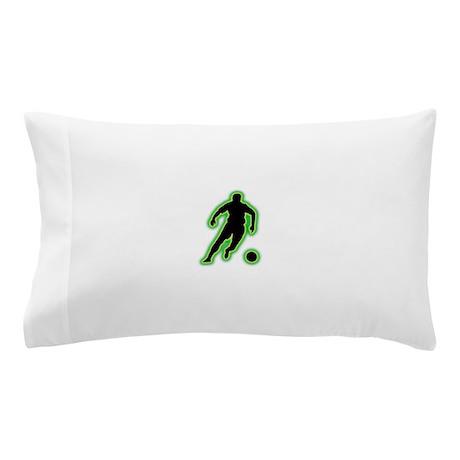 Soccer Pillow Case