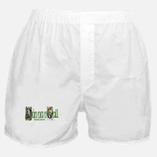 Donegal Dragon (Gaelic) Boxer Shorts