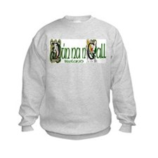 Donegal Dragon (Gaelic) Sweatshirt