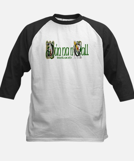 Donegal Dragon (Gaelic) Kids Baseball Jersey