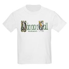 Donegal Dragon (Gaelic) Kids T-Shirt