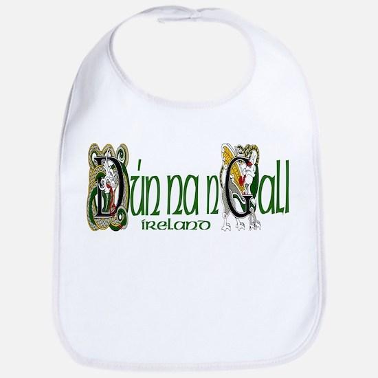 Donegal Dragon (Gaelic) Bib