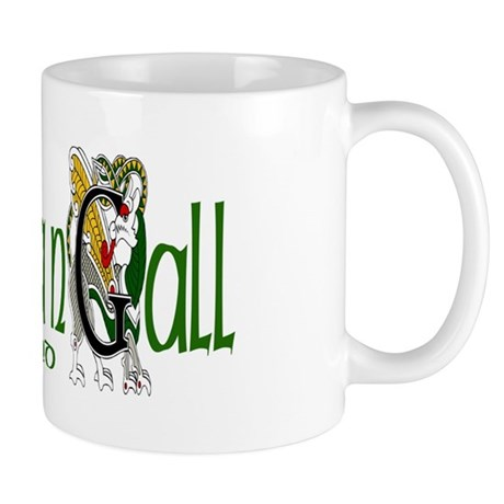 Donegal Dragon (Gaelic) Mug