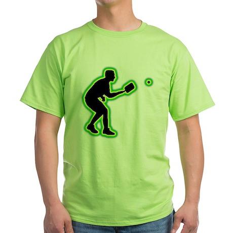 Pickleball Green T-Shirt