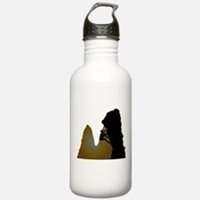 Rock Climbing Water Bottle