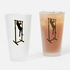 Pull Ups Drinking Glass